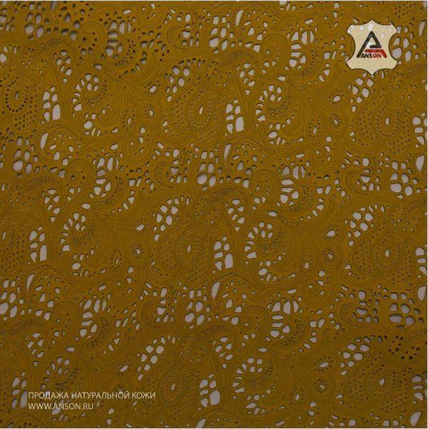 кожа одежная натуральная c лазерной перфорацией продажа в москве